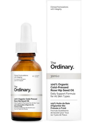 The Ordinary – 100% Organic Cold Pressed Rose Hip Seed Oil