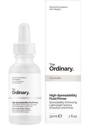 The Ordinary – High-Spreadability Fluid Primer