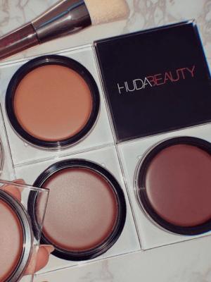 Hudabeauty – Contorno & bronzer