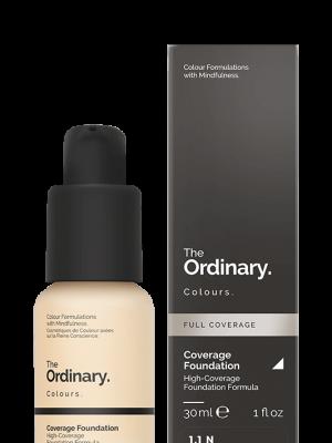 The Ordinary – Base Liquida Coverage Foundation