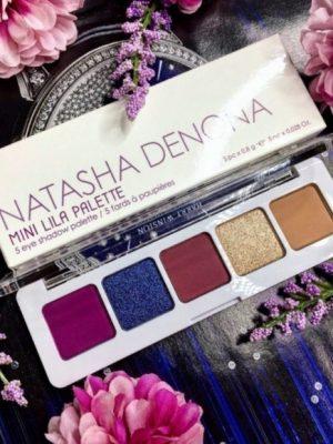 Natasha Denona – Mini Sombra Lila 5 Tonos