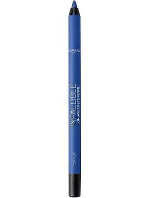 Loreal – Delineador Negro Lapiz Pro-Last Waterproof  COBALT BLUE
