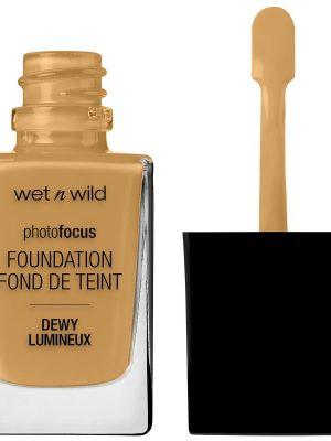Wet N Wild  –  Base Liquida Photo Focus Dewy Foundation