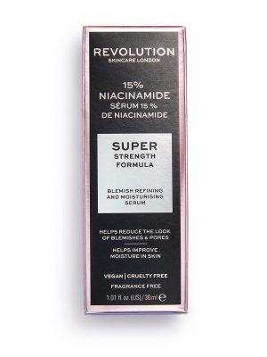 Revolution – Revolution Skincare Extra 15% Niacinamide Serum