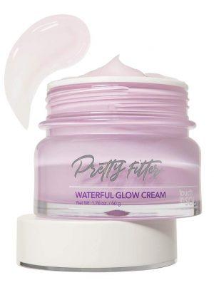 TOUCH IN SOL – Pretty Filter Waterful Glow Cream Crema facial Hidratante