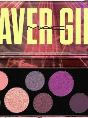 Mac- Raver Girl paleta de sombras