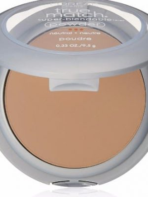 LOREAL – Polvo Compacto True Match super blendable power