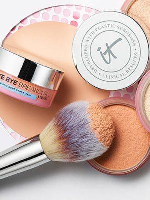 IT Cosmetics – Polvo suelto Bye Bye Breakout Powder