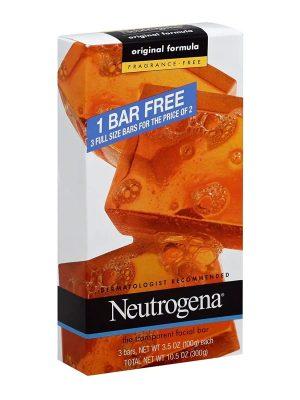 Neutrogena – Barra facial transparente