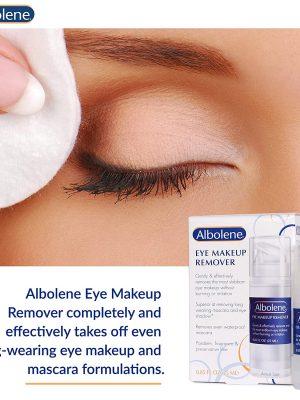 Albolene –  Desmaquillante de ojos