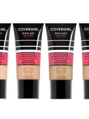 Covergirl  -Outlast Active Foundation Base