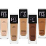 Maybelline -FIT ME! DEWY + SMOOTH (base)