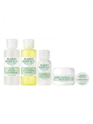 Mario Badescu – Kit regimen inicio para acné