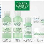 Mario Badescu – Kit regimen para pieles grasas y mixtas.