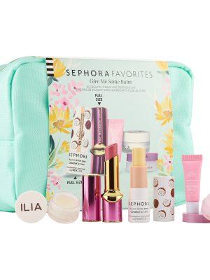 Sephora Favoritos- Set de balsamos e hidratantes para labios