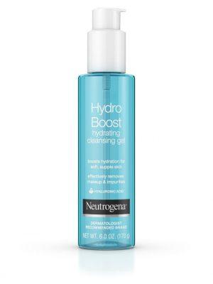 Neutrogena – Hydro Boost hydrating Cleanser Limpiador en gel
