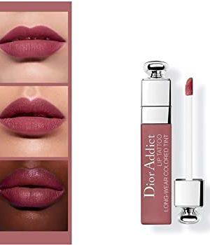Dior – Addict Lip Tattoo Tinte con color – Efecto Labios desnudos