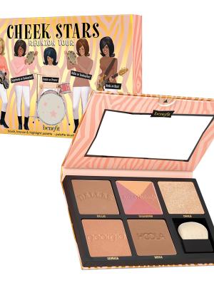 Benefit Cosmetics – CHEEKS STARS REUNION TOUR (PALETA BRONCEADORES E ILUMINADORES)