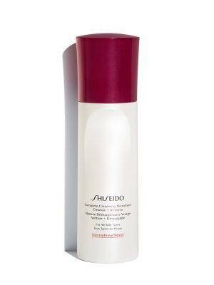 Shiseido – Limpiador espumoso facial desmaquillante