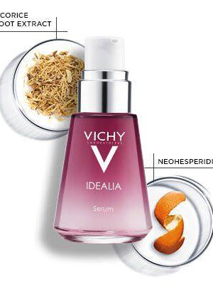 VICHY – Sérum antioxidante potenciador de la luminosidad de idealia