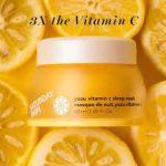 SATURDAY SKIN – yuzu vitamina C  MASCARILLA PARA DORMIR