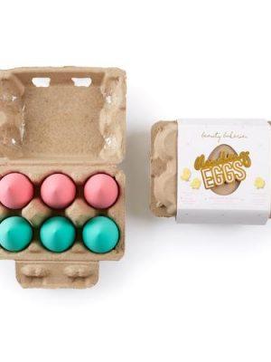Beauty Bakerie  – Set de Esponja Pack de 6 Blending eggs