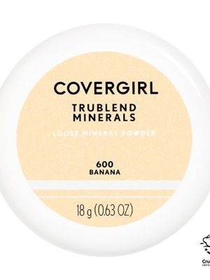 Covergirl – Polvo mineral suelto Banana Powder 600